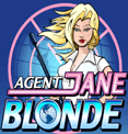 Agent Jane Blonde Microgaming