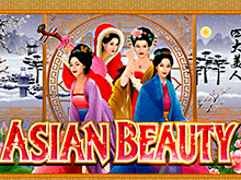 Игровой автомат клуба Вулкан Азиатская Красота