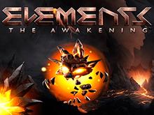 Игровой аппарат Elements The Awakening в Вулкан Платинум