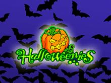Тематический автомат Хэллоуин для фартовых игроков и больших выигрышей
