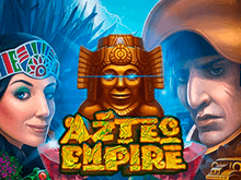 Aztec Empire на сайте казино для новичков и опытных игроков