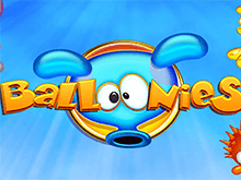 Азартный игровой автомат на деньги Balloonies
