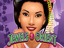 Jewels Of The Orient на игровом портале Вулкан 24