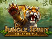 Игровой автомат Вулкан Платинум Дух Джунглей: Зов Дикой Природы