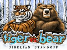 Автомат Tiger Vs Bear высокого качества от Microgaming